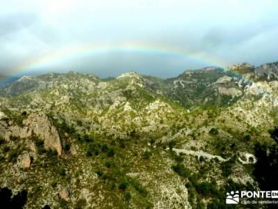Axarquía- Sierras de Tejeda, Almijara y Alhama; puente de reyes, excursiones de fin de semana desde